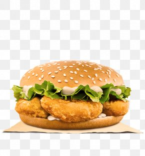 Burger King - Burger King Chicken Nuggets Hamburger Veggie Burger Chicken Sandwich PNG
