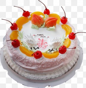 Cake - Chiffon Cake Birthday Cake Shortcake European Cuisine Cream PNG