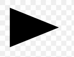 Triangle - YouTube Button PNG