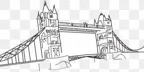 Drawing Travel Visa Line Art Doodle Sketch PNG