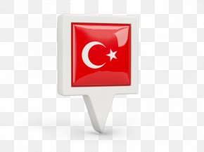 Turkey Flag Icon Free - Flag Of Turkey PNG