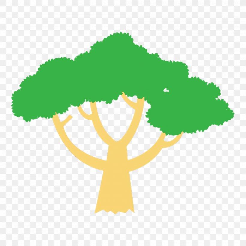Green Leaf Tree Plant Logo, PNG, 2000x2000px, Green, Leaf, Logo, Plant, Symbol Download Free