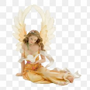 Angel Decoration - Guardian Angel Cherub Love God PNG