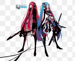 Hatsune Miku - Hatsune Miku: Project Diva X Megurine Luka Vocaloid Art PNG