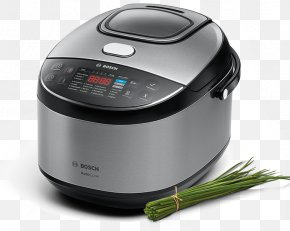 Robert Bosch GmbH - Rice Cookers Multicooker Bosch AutoCook MUC28B64 Robert Bosch GmbH Pressure Cooking PNG