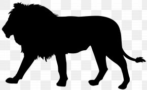 Lion Silhouette Clip Art Image - Lion Silhouette Clip Art PNG