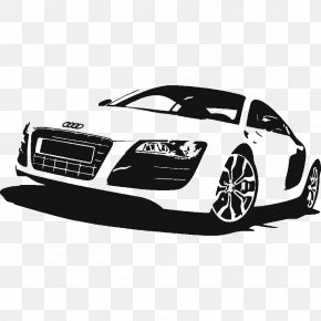 Personalized Car Stickers - 2018 Audi R8 Car 2017 Audi R8 2012 Audi R8 PNG