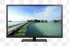 4-core CPU 4K High-definition LCD TV Screen - 4K Resolution Computer Monitor LCD Television High-definition Television Liquid-crystal Display PNG