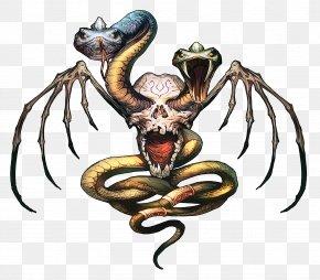 Viper Snake - 카오스온라인 Online Game Computer Network Online And Offline PNG