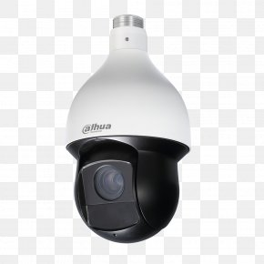 Camera - Pan–tilt–zoom Camera Dahua Technology Closed-circuit Television IP Camera PNG