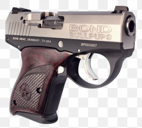 Weapon - Trigger Revolver Gun Barrel Bullpup Bond Arms PNG