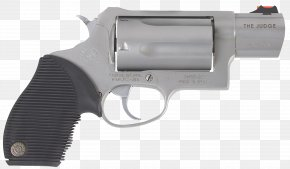Taurus - Taurus Judge Firearm .45 Colt Revolver PNG