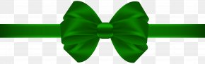 Bow Green Transparent Clip Art - Bow Tie Green Necktie PNG