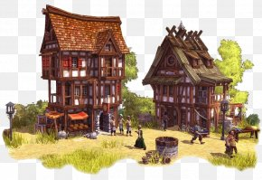 English Settlers - Middle Ages Architectural Style Gothic Architecture Europe PNG
