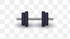 Barbell - Barbell Exercise Equipment Clip Art PNG
