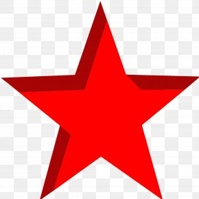 Red Star Image - Red Star Clip Art PNG