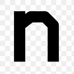 Letter N - Letter Case Font PNG