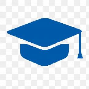 Education - Ateneo De Manila University Graduation Ceremony Square Academic Cap Clip Art PNG