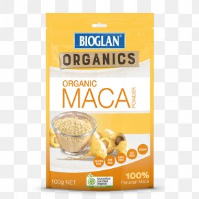 Health - Organic Food Superfood Maca Health PNG