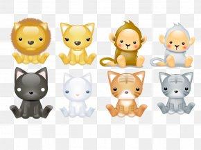 Free Animal Cutout - Cat Animal Download PNG