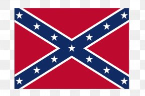 Flag - Flags Of The Confederate States Of America Modern Display Of The Confederate Flag Southern United States PNG