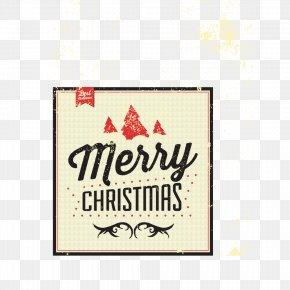 Merry Christmas - Christmas Card Greeting Card PNG