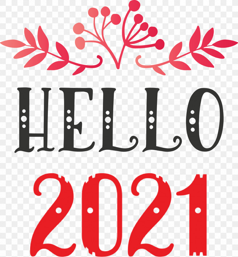 Hello 2021 Year 2021 New Year Year 2021 Is Coming, PNG, 2424x2611px, 2021 New Year, Hello 2021 Year, Calligraphy, Flower, Line Download Free