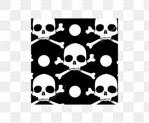 Skull - Skull Calavera Desktop Wallpaper Pattern PNG