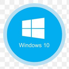 Microsoft - Windows 10 Computer Software Windows 8 PNG