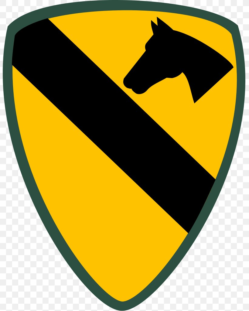 US Army 15th Sustainment Brigade Patch Iron On 1st Cavalry Division Combat Sew