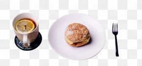 Rich Breakfast - Tea Breakfast Cereal Milk Omelette PNG