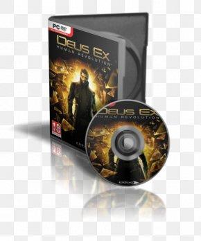 Deus Ex - Deus Ex: Human Revolution PlayStation 3 Video Game Electronics DVD PNG