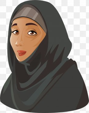 Women In The Middle East - Middle East Illustration PNG