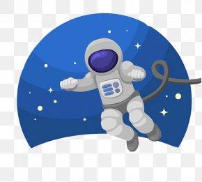 Astronaut - Astronaut Euclidean Vector Outer Space PNG