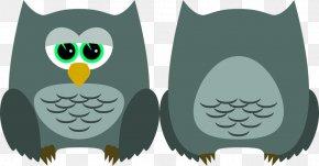 Owl - Great Grey Owl Bird Clip Art Horse PNG