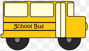 School Bus Graphic - School Bus Clip Art PNG