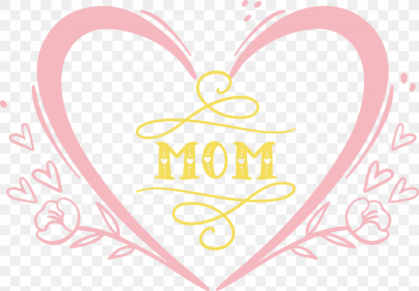Mothers Day Happy Mothers Day, PNG, 3000x2082px, Mothers Day, Geometry, Happy Mothers Day, Heart, Line Download Free