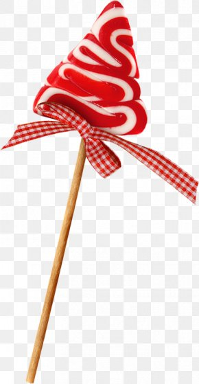 Christmas Candy - Candy Cane Lollipop Christmas PNG