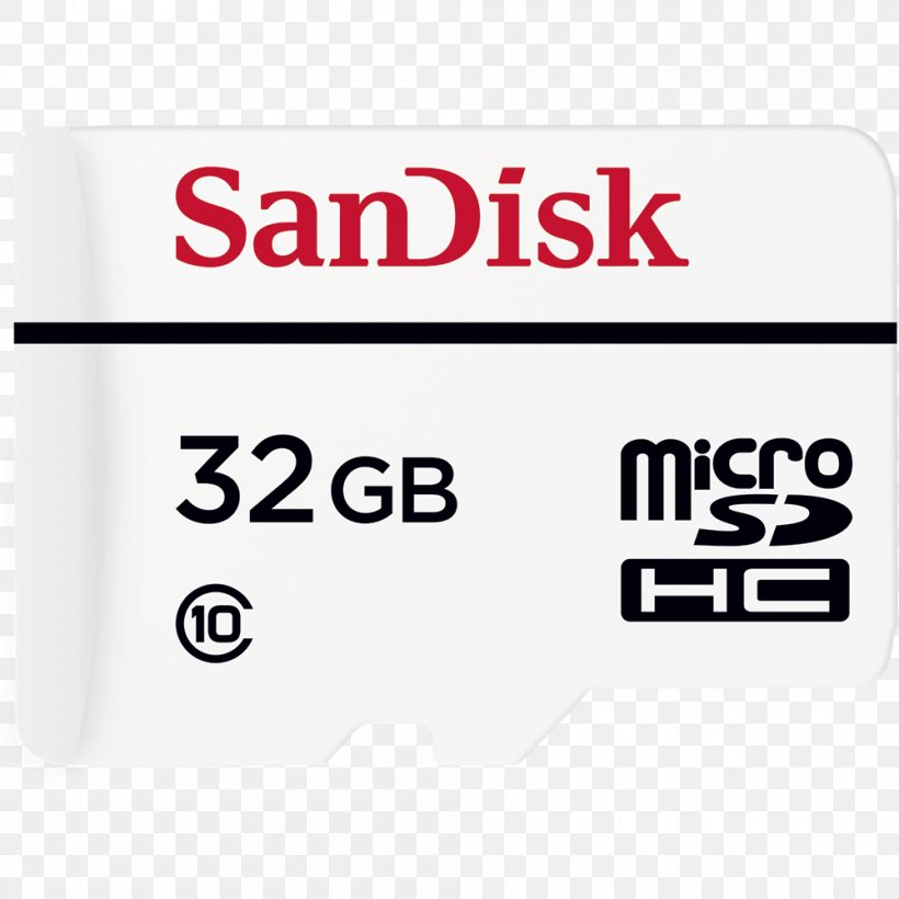 Flash Memory Cards Sandisk SDSDQQ Video Monitoring Adapter MicroSDHC, PNG, 1000x1000px, Flash Memory Cards, Area, Brand, Computer Data Storage, Electronic Device Download Free