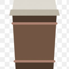 Trash Can - Paper Waste Container Bucket PNG