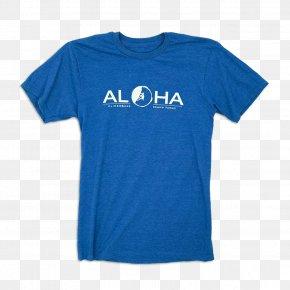 Aloha - T-shirt Duke University Clothing Spreadshirt PNG