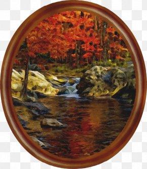 Still Life Pond - Tree Of Life PNG