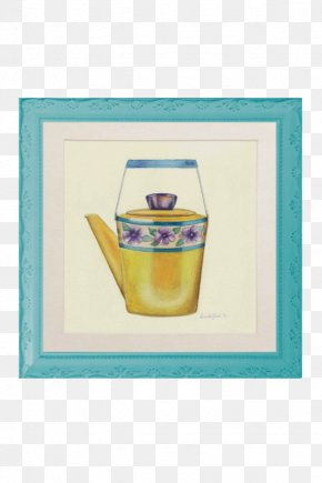 Painting - Picture Frames Paper Watercolor Painting Still Life PNG