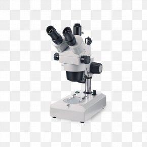 Stereo Microscope - Stereo Microscope Binoculars Binoculair Zoom Lens PNG