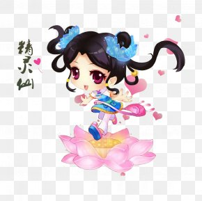 Westward Journey 2 Fairy Fairy - U5922u5e7bu897fu904a Fantasy Westward Journey Wallpapers Love Wallpaper PNG