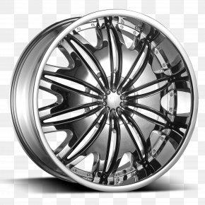 Wheel Rim - Car Alloy Wheel Rim Tire PNG