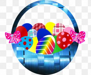 Easter Basket Pic - Easter Bunny Easter Egg Easter Basket PNG
