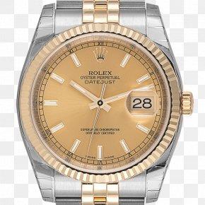 Watch - Watch Strap Rolex Datejust Counterfeit Watch PNG