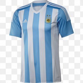 Football - Argentina National Football Team 2015 Copa América Copa América Centenario Jersey PNG