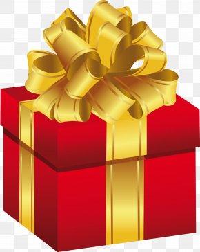 Gift - Christmas Gift Santa Claus Clip Art PNG